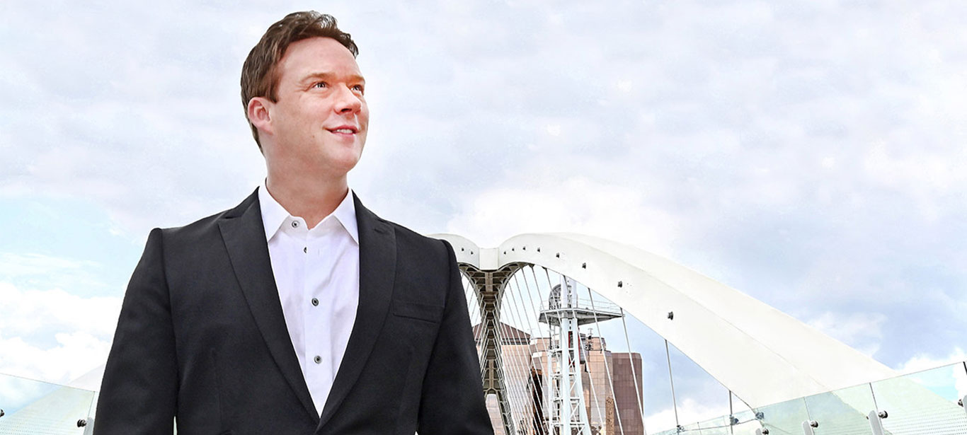 Russell Watson | 20th Anniversary of The Voice
